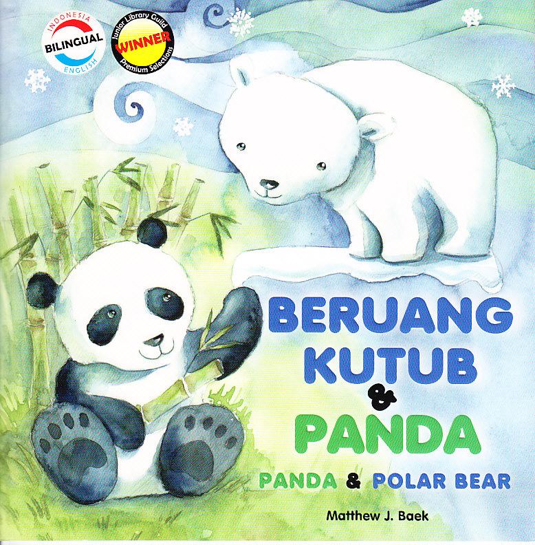 Judul: Beruang Kutub dan Panda (Panda & Polar Bear)